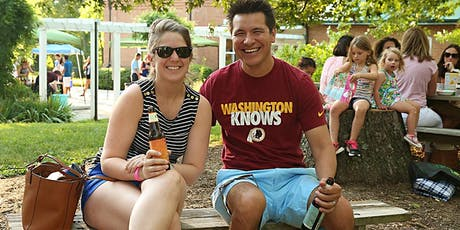 Summer Beer & Wine Garden tickets