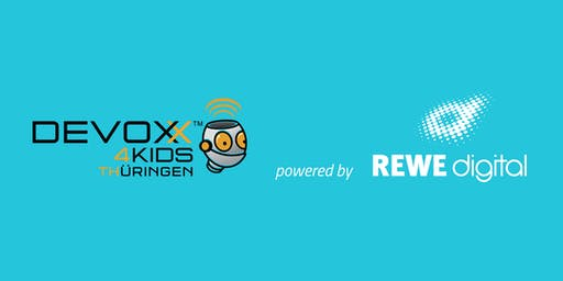 Devoxx4Kids Thüringen powered by REWE digital