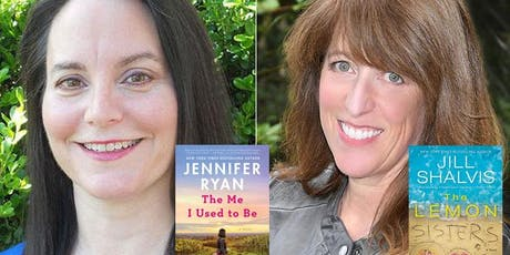 FREE EVENT WITH JENNIFER RYAN & JILL SHALVIS tickets