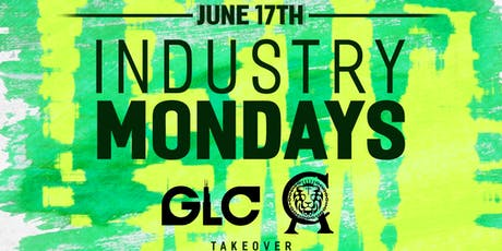 INDUSTRY MONDAY 6.17 tickets