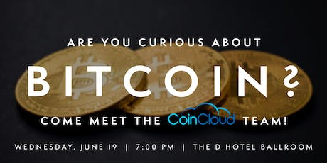 Learn All About Bitcoin and What It Means For Everyone tickets