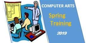 COMPUTER ARTS  - 2019 Spring Training:  Northern Idaho region