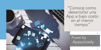 Conoce como  desarrollar una App a bajo costo en el menor tiempo