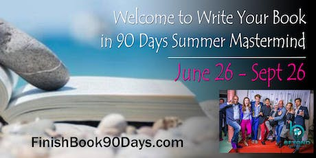 Write Your Book in 90 Days Mastermind Support Group tickets