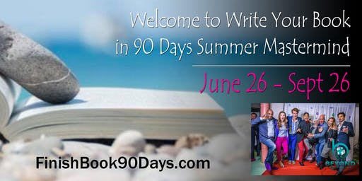 Write Your Book in 90 Days Mastermind Support Group