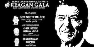 Travis County GOP 2019 Ronald Reagan Gala