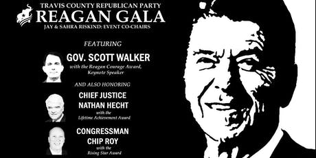 Travis County GOP 2019 Ronald Reagan Gala tickets