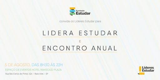 Lidera Estudar e Encontro Anual 2019 - Fundação Estudar (Público)