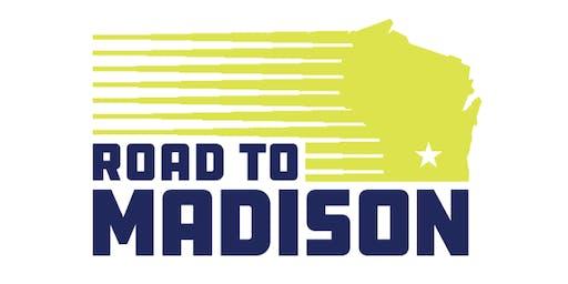 Road to Madison at CrossFit Hartford
