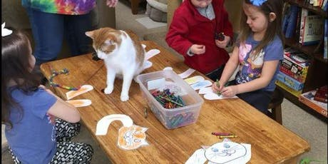 Kids Craft Morning with Cats tickets