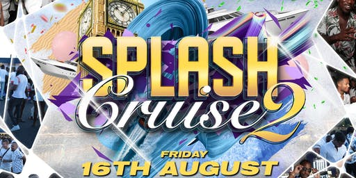 SPLASH CRUISE II: DRIP OF WHITE