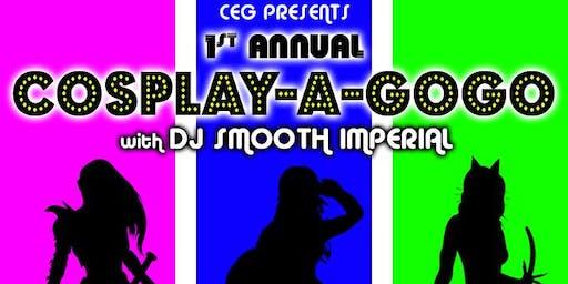 1st Annual CEG Cosplay A-Go-Go Dance Party