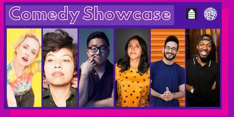 Queerstarter Comedy Show hosted by Tessa Skara, with Bowen Yang, Lorelei Ramirez, Gabe Gonzalez, Alex English, & Aparna Nancherla tickets