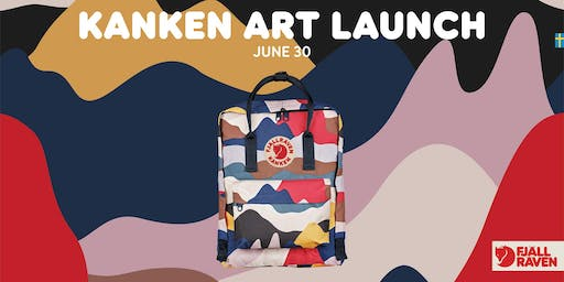Kanken Art Launch Party