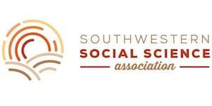 Southwestern Social Science Association 2019 Annual...