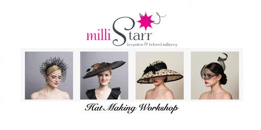 Millinery Workshop: How to Make Hats