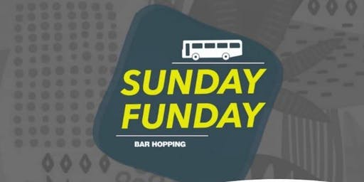 Party Bus Jives (Sunday Funday) Bar Hopping