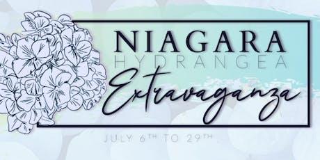 Hydrangea Hysteria: Summer Garden Seminar tickets