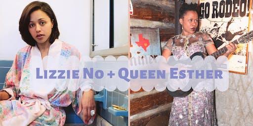 Lizzie No 'Vanity' Release Show
