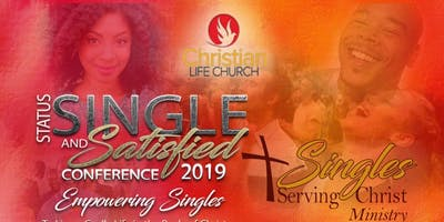 Status: Single and Satisfied Conference 2019