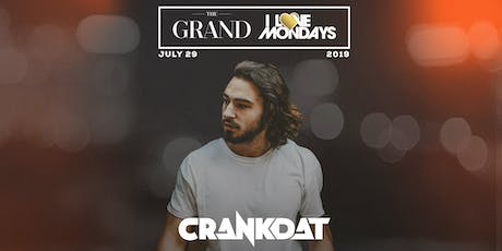 I Love Mondays feat. Crankdat 7.29.19 tickets