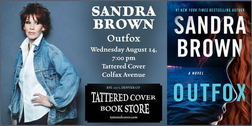An Evening with Sandra Brown, Book Talk & Signing