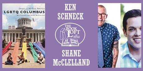 LGBTQ Columbus - Ken Schneck & Shane McClelland tickets