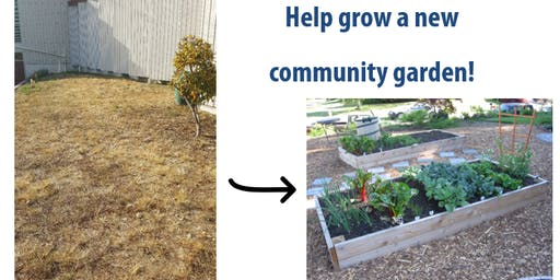 Volunteer: Community Garden Build Burien