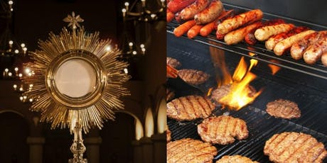 Corpus Christi: Eucharist, Street Procession, & Community Cook-Out tickets