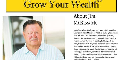 Jimmy McKissack/Wealth Building Series Session 2 tickets
