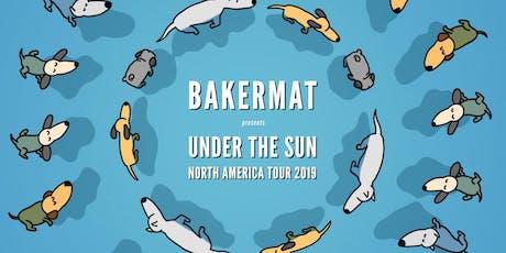 Bakermat tickets