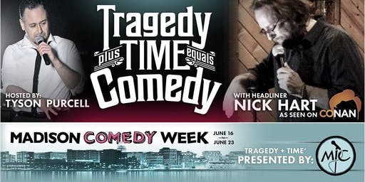 Tragedy + Time = Comedy