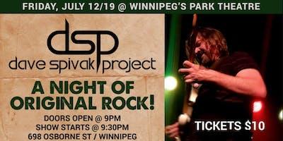 Dave Spivak - Live At The Park Theatre