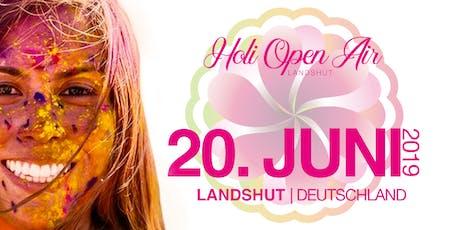 Holi Landshut 2019 - 6th Anniversary Tour Tickets