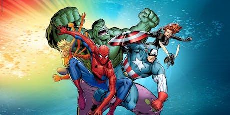 Super Hero Saturday at Cumberland Mall tickets