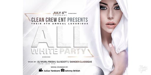 LUXURIOUS ALL WHITE PARTY