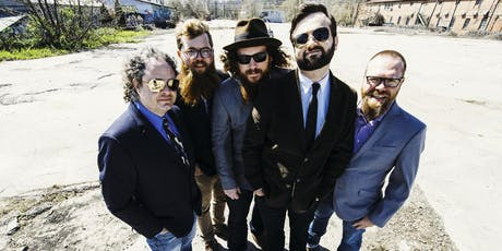 Songs From The Road Band w/ Handlebar Betty LIVE @ Boone Saloon tickets