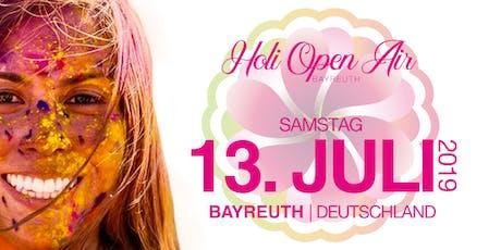 Holi Bayreuth 2019 - 6th Anniversary Tickets