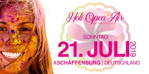 Holi Aschaffenburg 2019 - 6th Anniversary