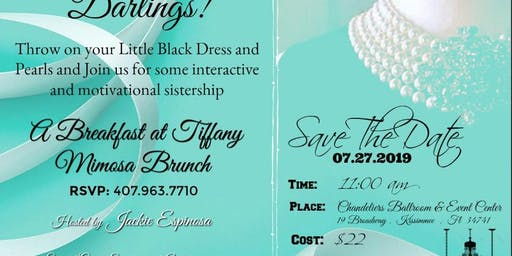 Breakfast at Tiffany Brunch