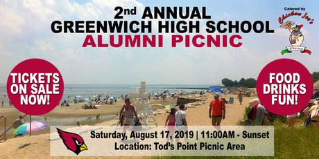 GHS Alumni Picnic tickets