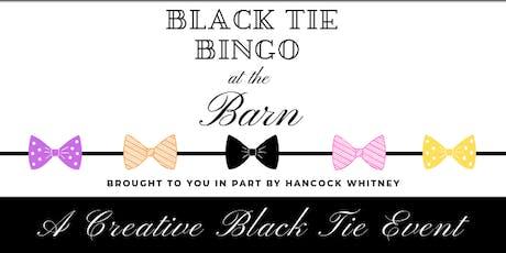 Black Tie Bingo At The Barn tickets
