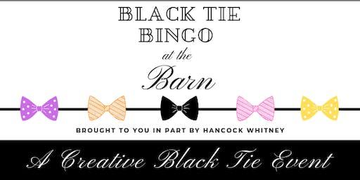 Black Tie Bingo At The Barn