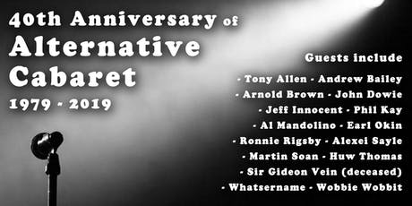 40th Anniversary of Alternative Cabaret tickets