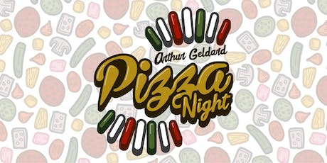 Pizza Night with Arthur Geldard tickets