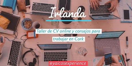 Consejos para trabajar en Cork - Irlanda tickets