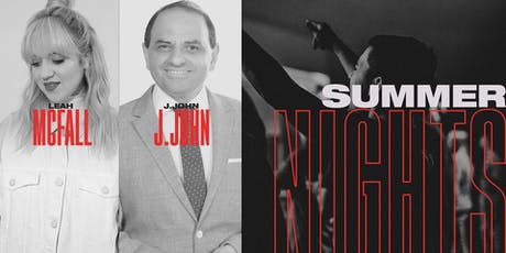 Summer's Night with J.John & Leah McFall tickets