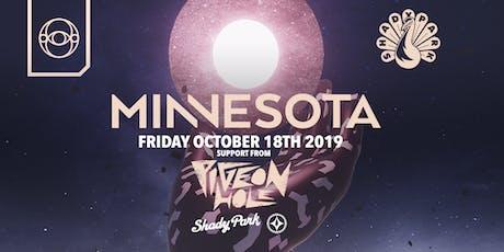 Minnesota w/ Pigeon Hole at Shady Park tickets