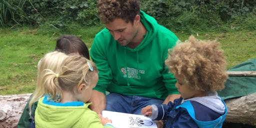 Chichester Forest Schools Summer Holiday Family Sessions 2-8yrs