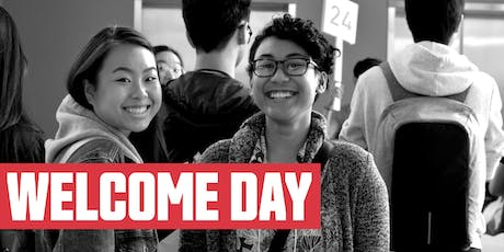 Fall 2019 Welcome Day-Surrey tickets